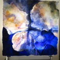 oeuvre de Suzanne Philidet exposée au Musée des Civilisations